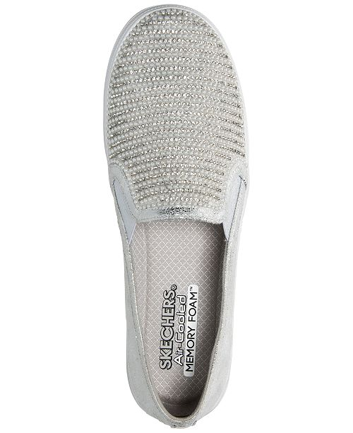 b47575ffad2 ... Skechers Women s OG 97 Double Up - Shiny Dancer Slip-On Casual Shoes  from Finish ...