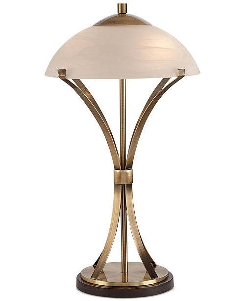 Kathy Ireland home by Pacific Coast Arcade Table Lamp