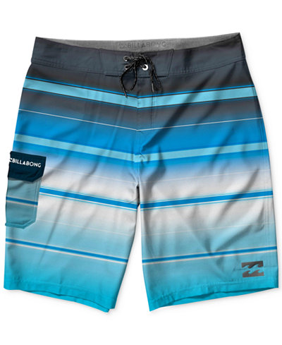 Billabong All Day Stripe Swimsuit, Big Boys (8-20)