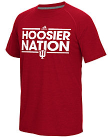 adidas Men's Indiana Hoosiers Dassler Local T-Shirt