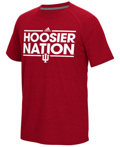 adidas Men's Indiana Hoosiers Dassler Local T-Shirt