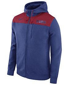 Nike Men's Chicago Cubs AV Full-Zip Hoodie