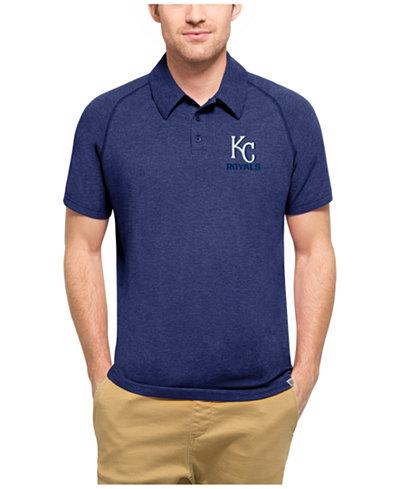 '47 Brand Men's Kansas City Royals Blend Polo