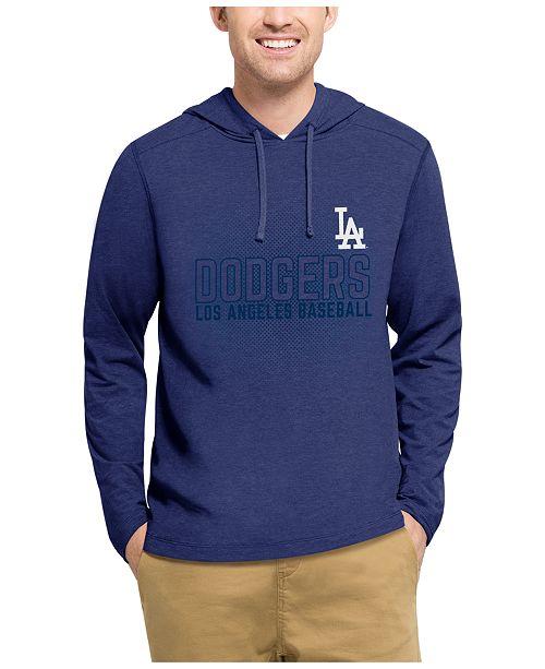 '47 Brand Men's Los Angeles Dodgers Mid Range Hoodie