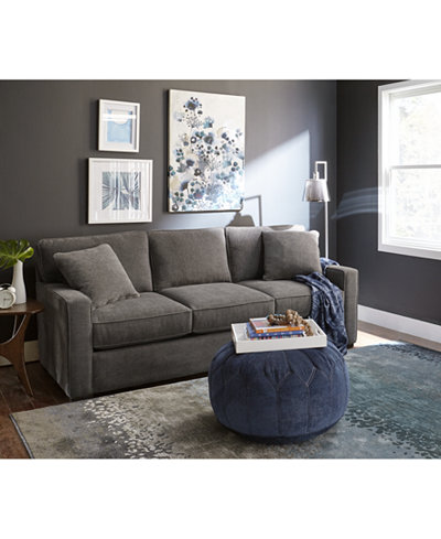 Macy Furniture Sofa Martha Collection Saybridge 92 Fabric