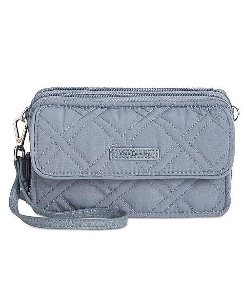 7f155cbc767c Vera Bradley RFID All-in-One Crossbody   Reviews - Handbags ...
