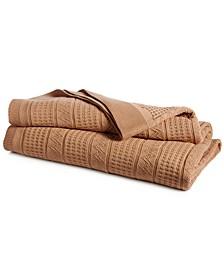 PRICE BREAK! Ultra Soft 100% Cotton Zig Zag Twin Blanket