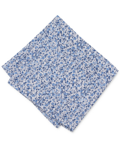 Bar III Men's Dandy Floral Pocket Square, Created for Macy's