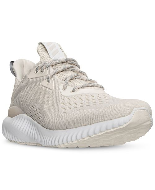 970a8fa52 adidas Women s AlphaBounce EM Running Sneakers from Finish Line ...