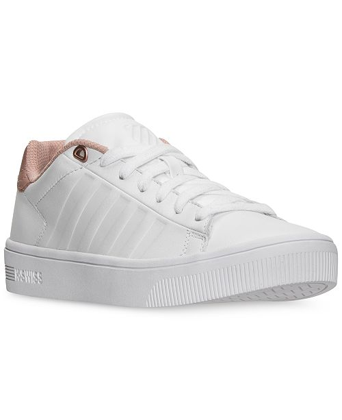 20efc822bc240d K-Swiss Women s Court Frasco Casual Sneakers from Finish Line ...
