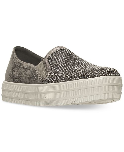 8edf309f9756 ... Skechers Women s OG 97 Double Up - Shiny Dancer Slip-On Casual Shoes  from Finish ...
