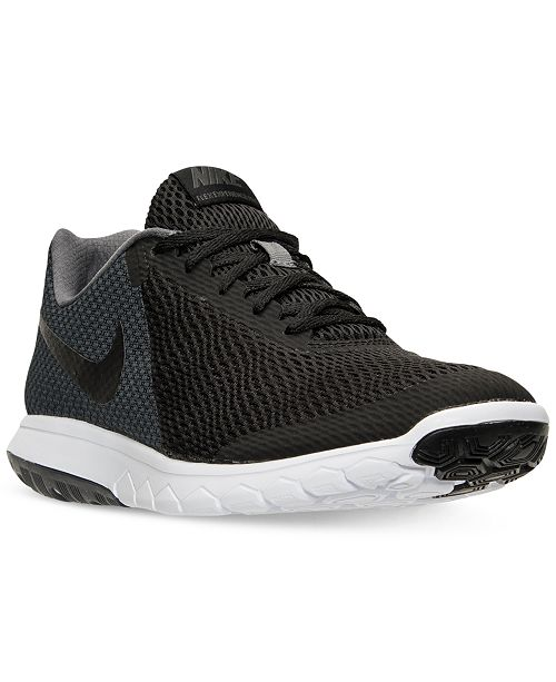 0dd49cd380f44 Nike Men s Flex Experience Run 6 Running Sneakers from Finish Line ...