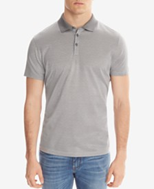 BOSS Men's Slim-Fit Cotton Polo