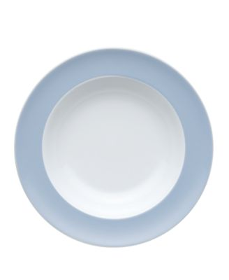Thomas by  Sunny Day Pastel Blue Soup Bowl