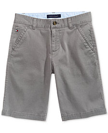 Tommy Hilfiger Husky Dagger Shorts, Big Boys
