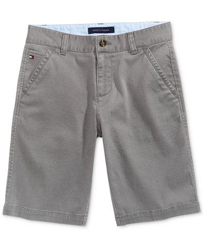 Tommy Hilfiger Husky Dagger Shorts, Big Boys