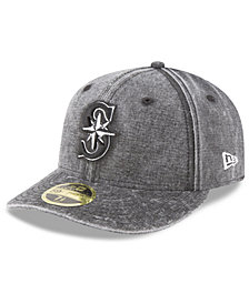 New Era Seattle Mariners 59FIFTY Bro Cap
