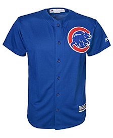 MLB Chicago Cubs Replica Cool Base Jersey, Little Boys (4-7)