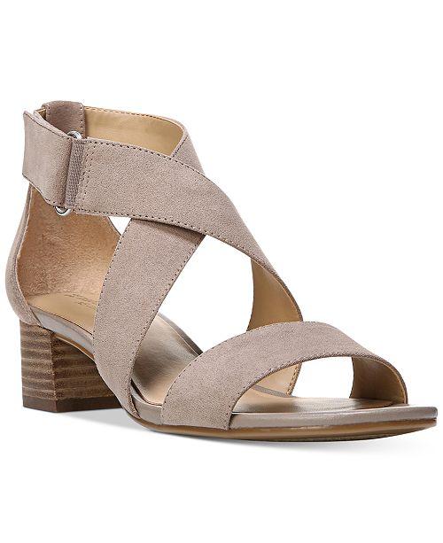 ec1549dc529 Naturalizer Adele Sandals   Reviews - Sandals   Flip Flops - Shoes ...