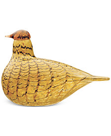 Iittala Toikka Birds, Summer Grouse
