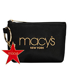 Macy's New York Pouch, Created for Macy's