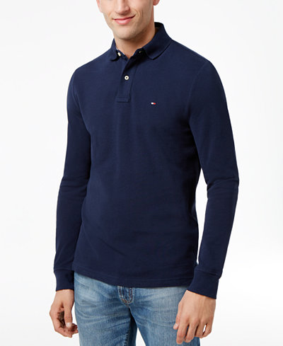 Mens Designer Long Sleeve Shirts