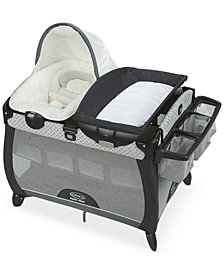 Graco Pack 'N Play Playard Quick Connect with Portable Napper Deluxe