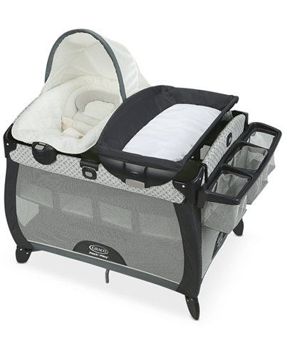 Graco Pack 39 N Play Playard Quick Connect With Portable