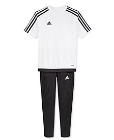 adidas Estro 15 Jersey & Tiro Pants, Big Boys