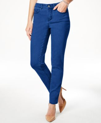 Image of Charter Club Bristol Skinny Ankle Jeans, Only at Macy's