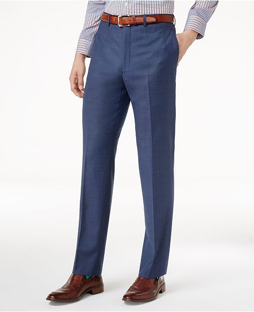 15093f7692 Calvin Klein CLOSEOUT! Modern Fit Pants   Reviews - Pants - Men - Macy s