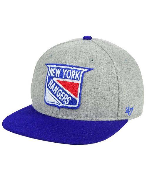 b8397ae14d47c  47 Brand New York Rangers Hoser CAPTAIN Cap   Reviews - Sports ...