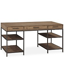 Gatlin Home Office Desk, Created for Macy's