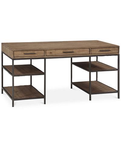 Gatlin Home Office Desk, Created for Macy's. Furniture