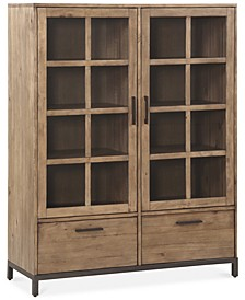 Gatlin Home Office Bookcase, Created for Macy's