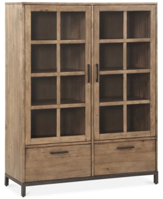 Gatlin Home Office Bookcase, Created For Macyu0027s
