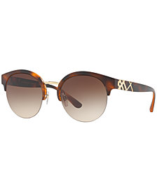 Burberry Sunglasses, BE4241 52