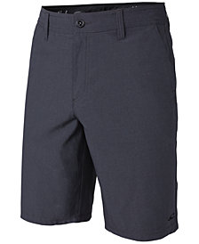 "O'Neill Men's Loaded 21"" Heather Hybrid  Shorts"