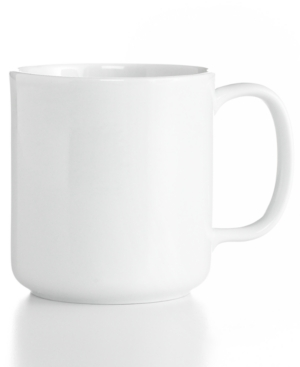 The Cellar Whiteware Mug, Created for Macy's