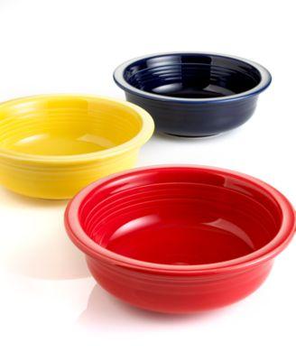 Scarlet 1 Quart Large Serving Bowl