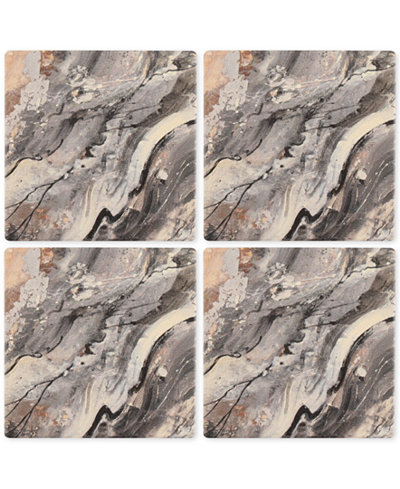 Thirstystone Minerals 4-Pc. Occasions Coaster Set