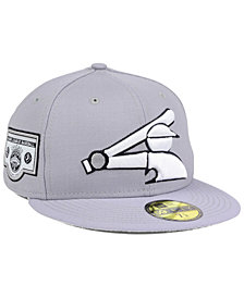 New Era Chicago White Sox Banner Patch 59FIFTY Cap