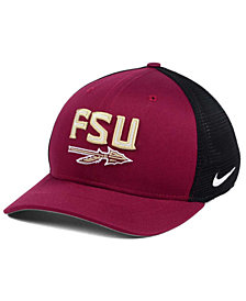 Nike Florida State Seminoles Aero Bill Mesh Swooshflex Cap