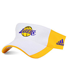 adidas Los Angeles Lakers Train Me Visor