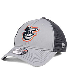 New Era Baltimore Orioles Greyed Out Neo 39THIRTY Cap