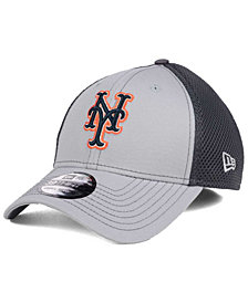 New Era New York Mets Greyed Out Neo 39THIRTY Cap