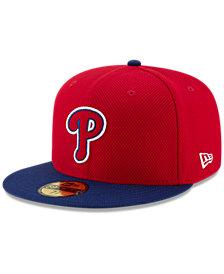 New Era Philadelphia Phillies Diamond Era Spring Training 59FIFTY Cap