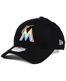New Era Miami Marlins Banner Patch 9FORTY Cap