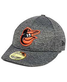 New Era Baltimore Orioles Shadowed Low Profile 59FIFTY Cap