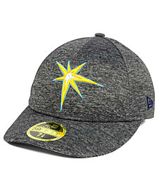 New Era Tampa Bay Rays Shadowed Low Profile 59FIFTY Cap